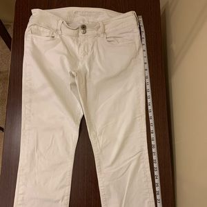 American Eagle Artist Crop Stretch Jeans size 10
